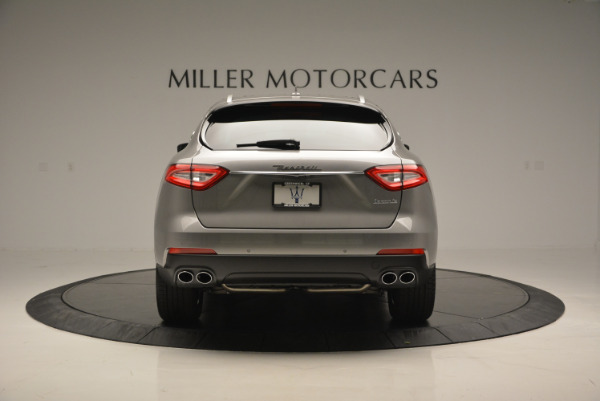 New 2017 Maserati Levante 350hp for sale Sold at Bugatti of Greenwich in Greenwich CT 06830 7