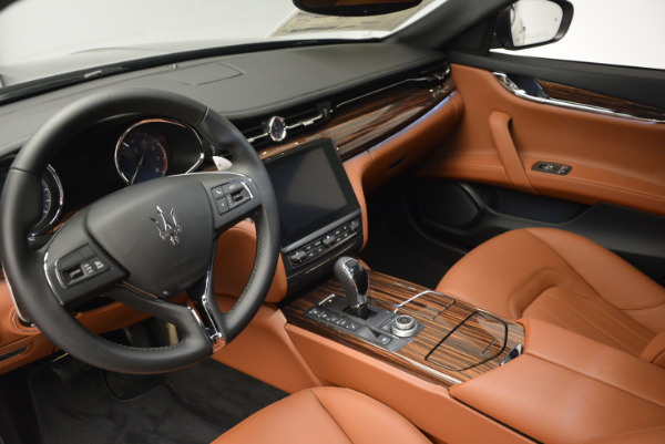 New 2017 Maserati Quattroporte S Q4 for sale Sold at Bugatti of Greenwich in Greenwich CT 06830 13