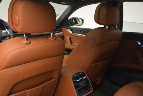 New 2017 Maserati Quattroporte S Q4 for sale Sold at Bugatti of Greenwich in Greenwich CT 06830 16