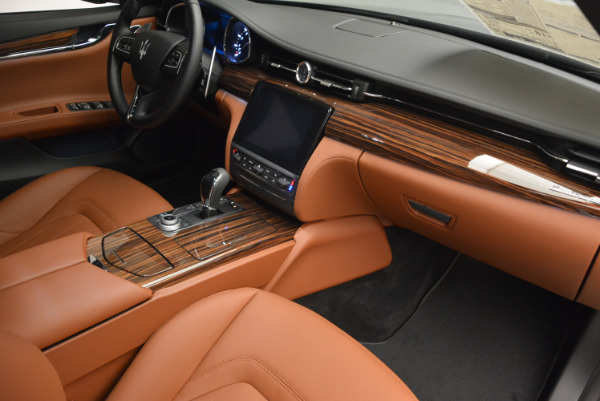 New 2017 Maserati Quattroporte S Q4 for sale Sold at Bugatti of Greenwich in Greenwich CT 06830 19