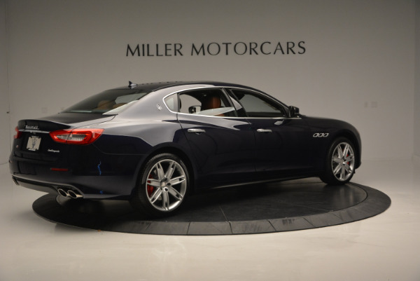 New 2017 Maserati Quattroporte S Q4 for sale Sold at Bugatti of Greenwich in Greenwich CT 06830 8
