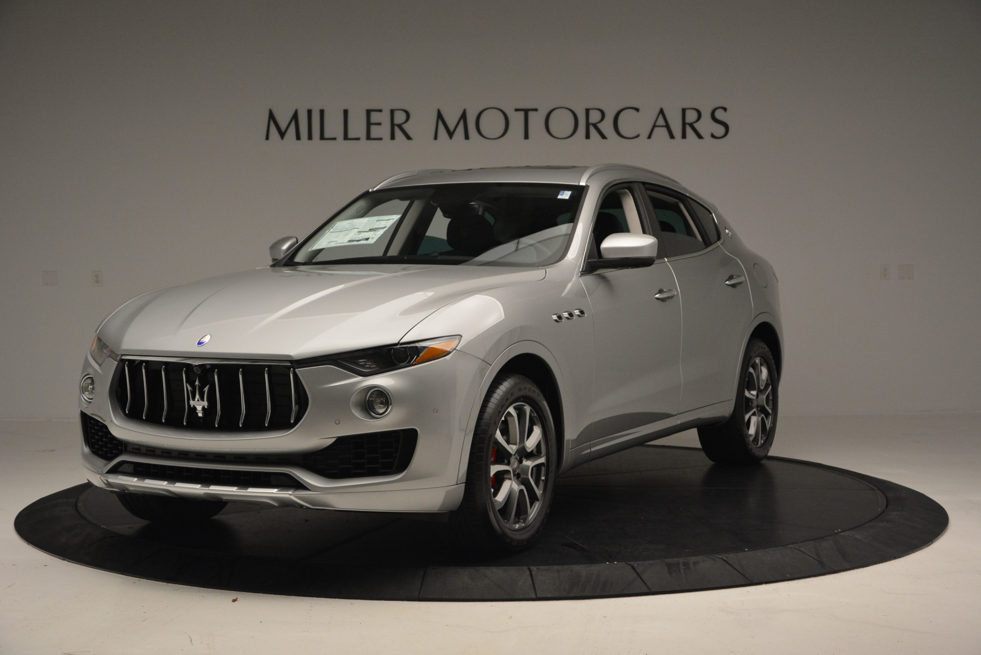 New 2017 Maserati Levante 350hp for sale Sold at Bugatti of Greenwich in Greenwich CT 06830 1