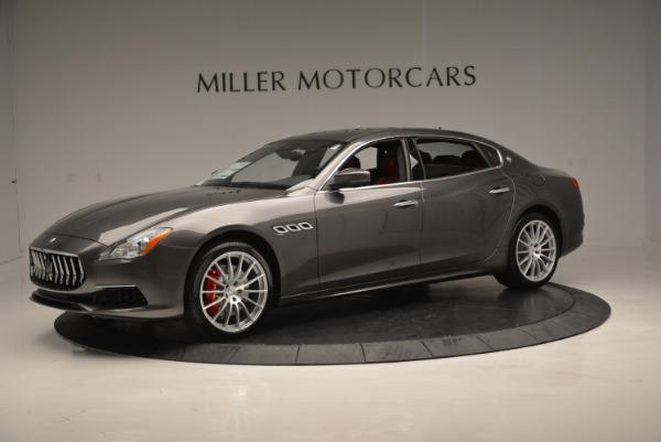 New 2017 Maserati Quattroporte S Q4 GranLusso for sale Sold at Bugatti of Greenwich in Greenwich CT 06830 2
