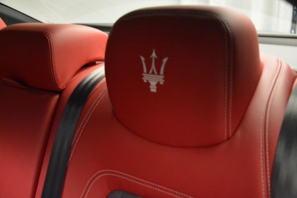 New 2017 Maserati Quattroporte S Q4 GranLusso for sale Sold at Bugatti of Greenwich in Greenwich CT 06830 21