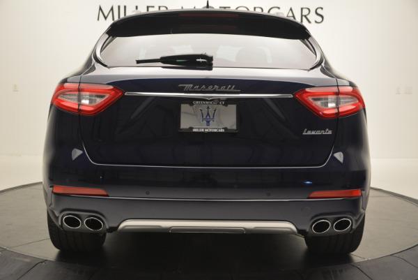 New 2017 Maserati Levante S for sale Sold at Bugatti of Greenwich in Greenwich CT 06830 6