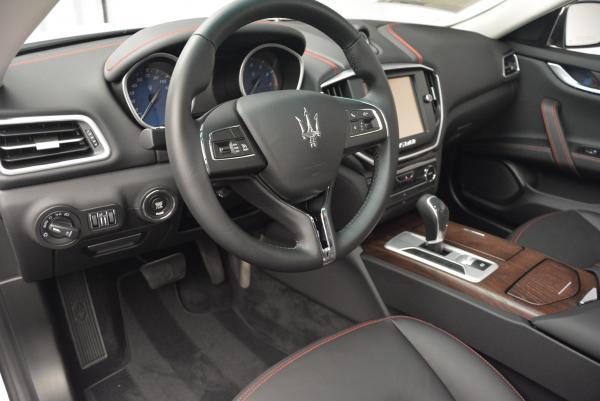 Used 2016 Maserati Ghibli S Q4 for sale Sold at Bugatti of Greenwich in Greenwich CT 06830 20
