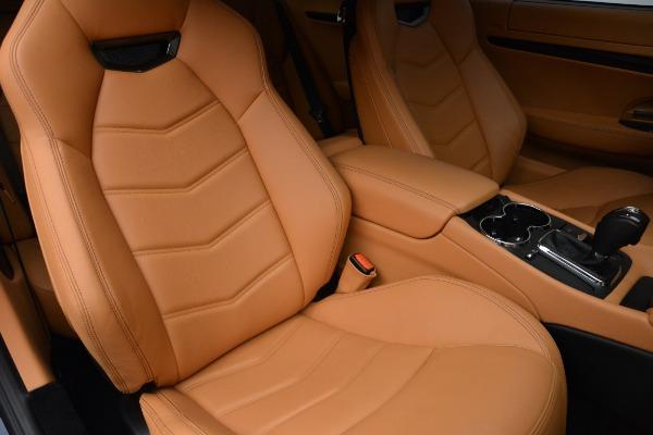 New 2017 Maserati GranTurismo Sport for sale Sold at Bugatti of Greenwich in Greenwich CT 06830 20