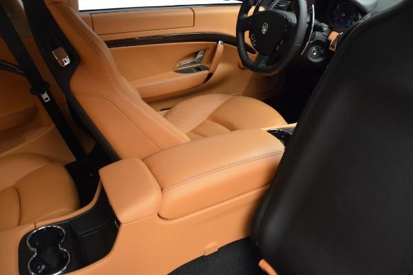 New 2017 Maserati GranTurismo Sport for sale Sold at Bugatti of Greenwich in Greenwich CT 06830 21