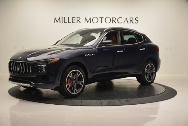 New 2017 Maserati Levante S for sale Sold at Bugatti of Greenwich in Greenwich CT 06830 2