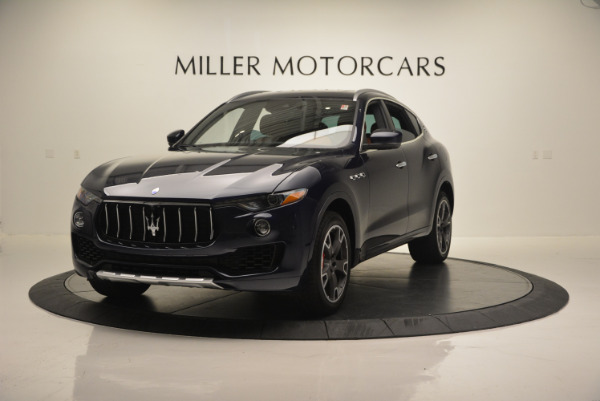 New 2017 Maserati Levante S for sale Sold at Bugatti of Greenwich in Greenwich CT 06830 1