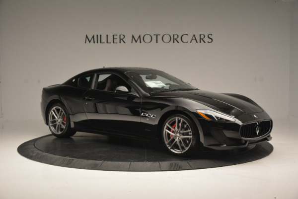 New 2016 Maserati GranTurismo Sport for sale Sold at Bugatti of Greenwich in Greenwich CT 06830 10