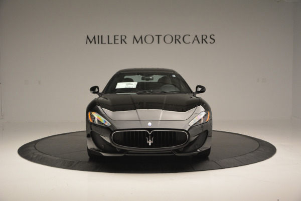 New 2016 Maserati GranTurismo Sport for sale Sold at Bugatti of Greenwich in Greenwich CT 06830 12