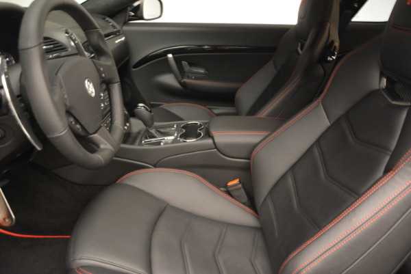 New 2016 Maserati GranTurismo Sport for sale Sold at Bugatti of Greenwich in Greenwich CT 06830 14