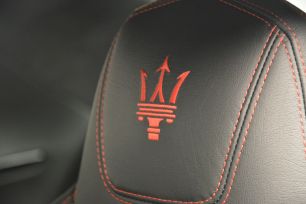 New 2016 Maserati GranTurismo Sport for sale Sold at Bugatti of Greenwich in Greenwich CT 06830 16