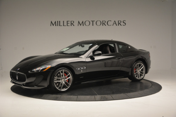 New 2016 Maserati GranTurismo Sport for sale Sold at Bugatti of Greenwich in Greenwich CT 06830 2
