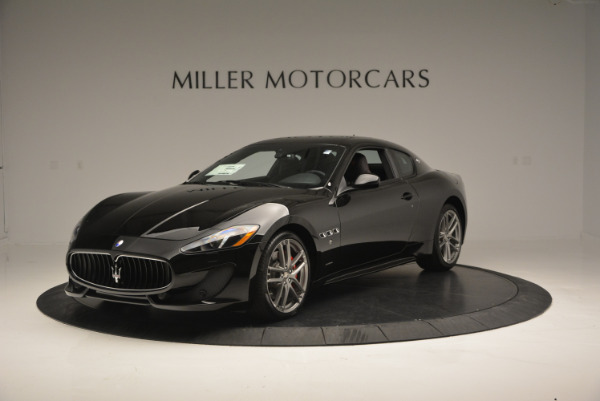 New 2016 Maserati GranTurismo Sport for sale Sold at Bugatti of Greenwich in Greenwich CT 06830 1