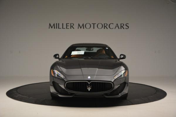 New 2017 Maserati GranTurismo Sport for sale Sold at Bugatti of Greenwich in Greenwich CT 06830 12