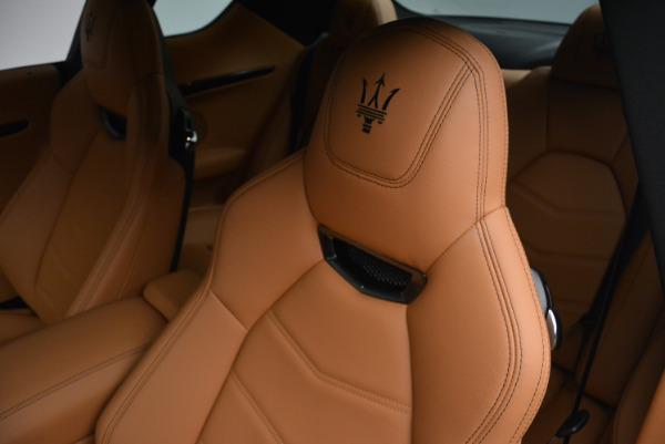 New 2017 Maserati GranTurismo Sport for sale Sold at Bugatti of Greenwich in Greenwich CT 06830 18