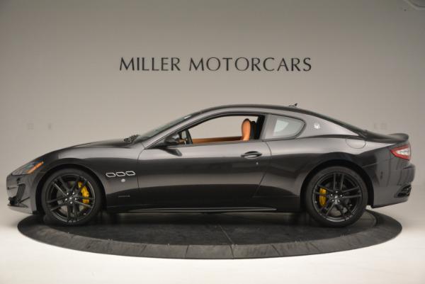 New 2017 Maserati GranTurismo Sport for sale Sold at Bugatti of Greenwich in Greenwich CT 06830 3