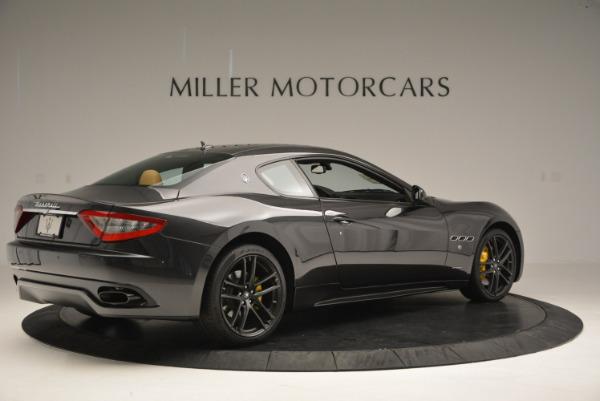 New 2017 Maserati GranTurismo Sport for sale Sold at Bugatti of Greenwich in Greenwich CT 06830 8