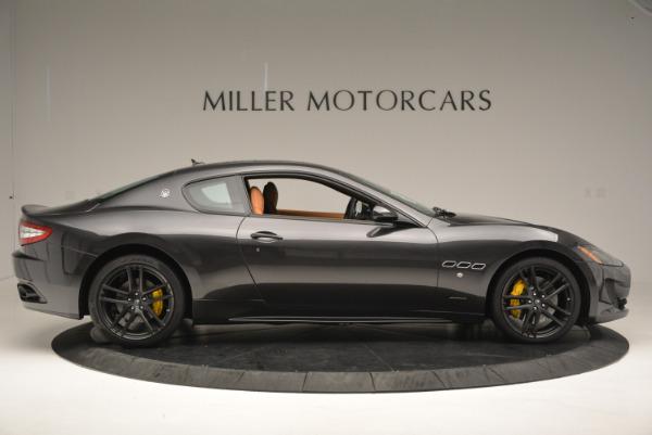New 2017 Maserati GranTurismo Sport for sale Sold at Bugatti of Greenwich in Greenwich CT 06830 9