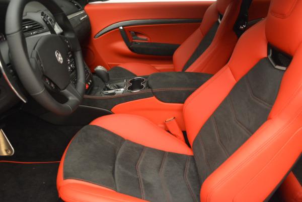New 2017 Maserati GranTurismo Sport for sale Sold at Bugatti of Greenwich in Greenwich CT 06830 14
