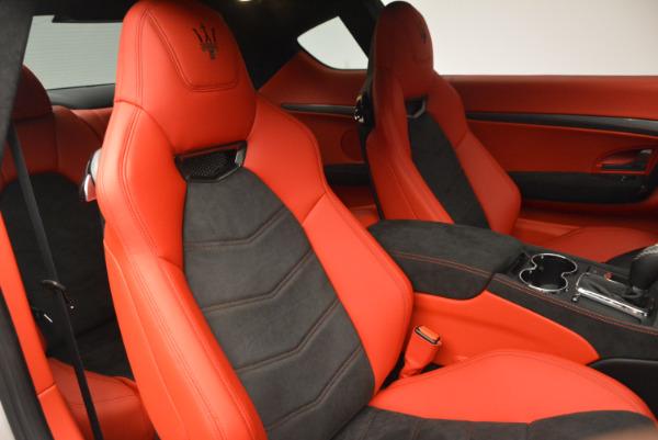 New 2017 Maserati GranTurismo Sport for sale Sold at Bugatti of Greenwich in Greenwich CT 06830 23