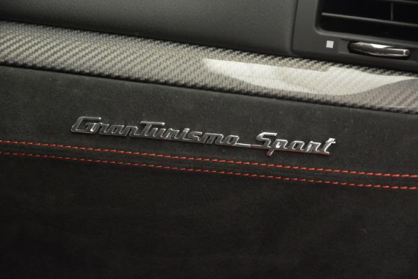New 2017 Maserati GranTurismo Sport for sale Sold at Bugatti of Greenwich in Greenwich CT 06830 26