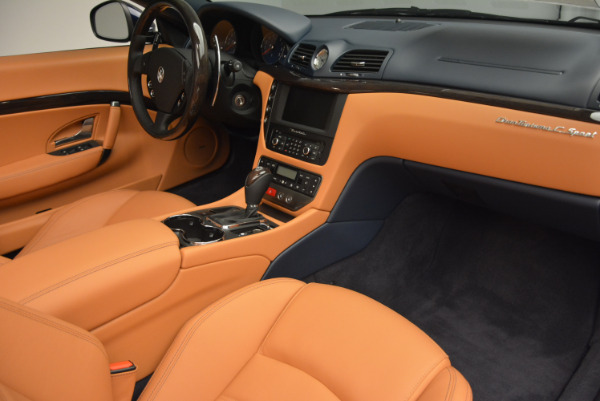 New 2017 Maserati GranTurismo Sport for sale Sold at Bugatti of Greenwich in Greenwich CT 06830 26