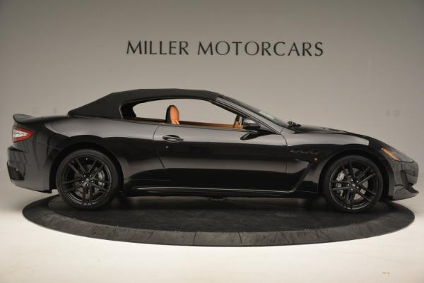 New 2017 Maserati GranTurismo MC CONVERTIBLE for sale Sold at Bugatti of Greenwich in Greenwich CT 06830 13