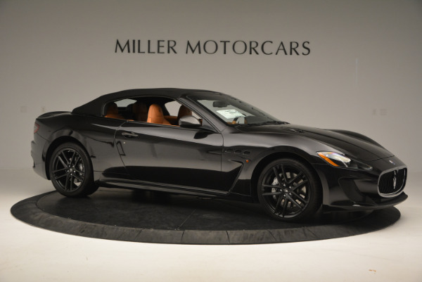 New 2017 Maserati GranTurismo MC CONVERTIBLE for sale Sold at Bugatti of Greenwich in Greenwich CT 06830 14