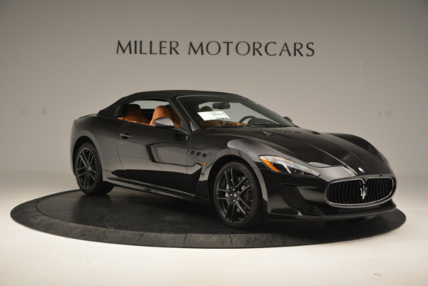 New 2017 Maserati GranTurismo MC CONVERTIBLE for sale Sold at Bugatti of Greenwich in Greenwich CT 06830 15