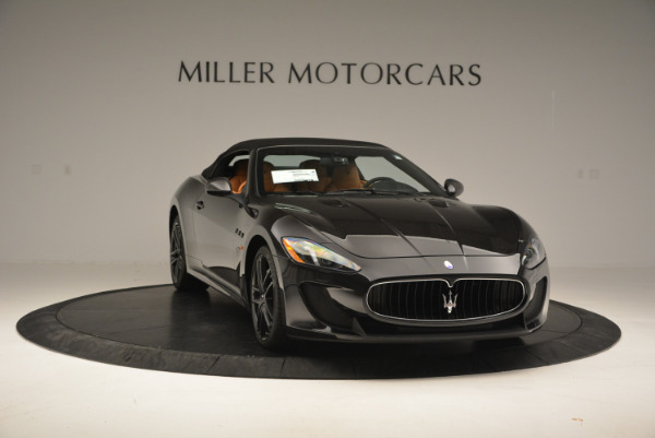 New 2017 Maserati GranTurismo MC CONVERTIBLE for sale Sold at Bugatti of Greenwich in Greenwich CT 06830 16