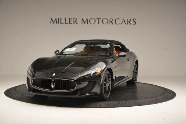 New 2017 Maserati GranTurismo MC CONVERTIBLE for sale Sold at Bugatti of Greenwich in Greenwich CT 06830 18