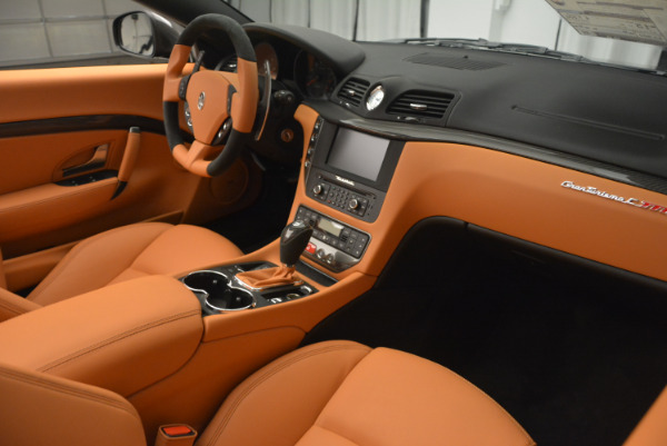 New 2017 Maserati GranTurismo MC CONVERTIBLE for sale Sold at Bugatti of Greenwich in Greenwich CT 06830 27