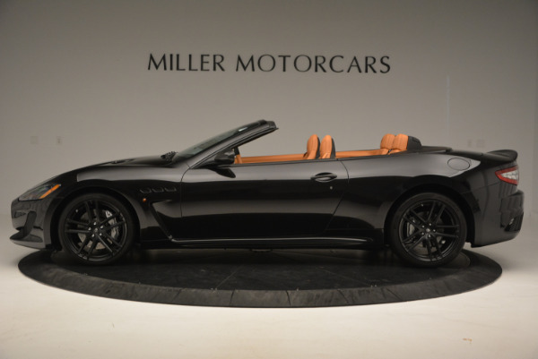 New 2017 Maserati GranTurismo MC CONVERTIBLE for sale Sold at Bugatti of Greenwich in Greenwich CT 06830 3