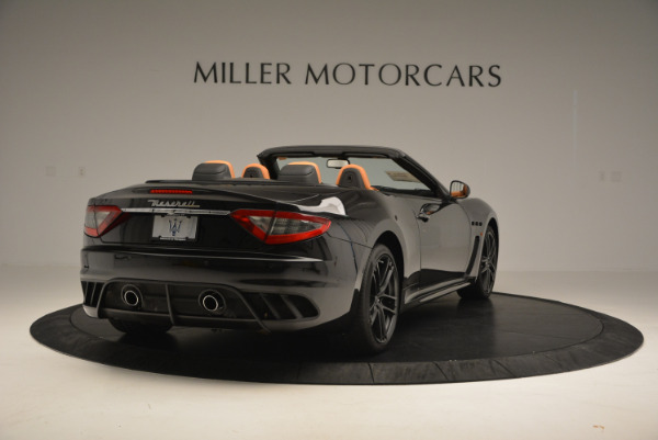 New 2017 Maserati GranTurismo MC CONVERTIBLE for sale Sold at Bugatti of Greenwich in Greenwich CT 06830 7
