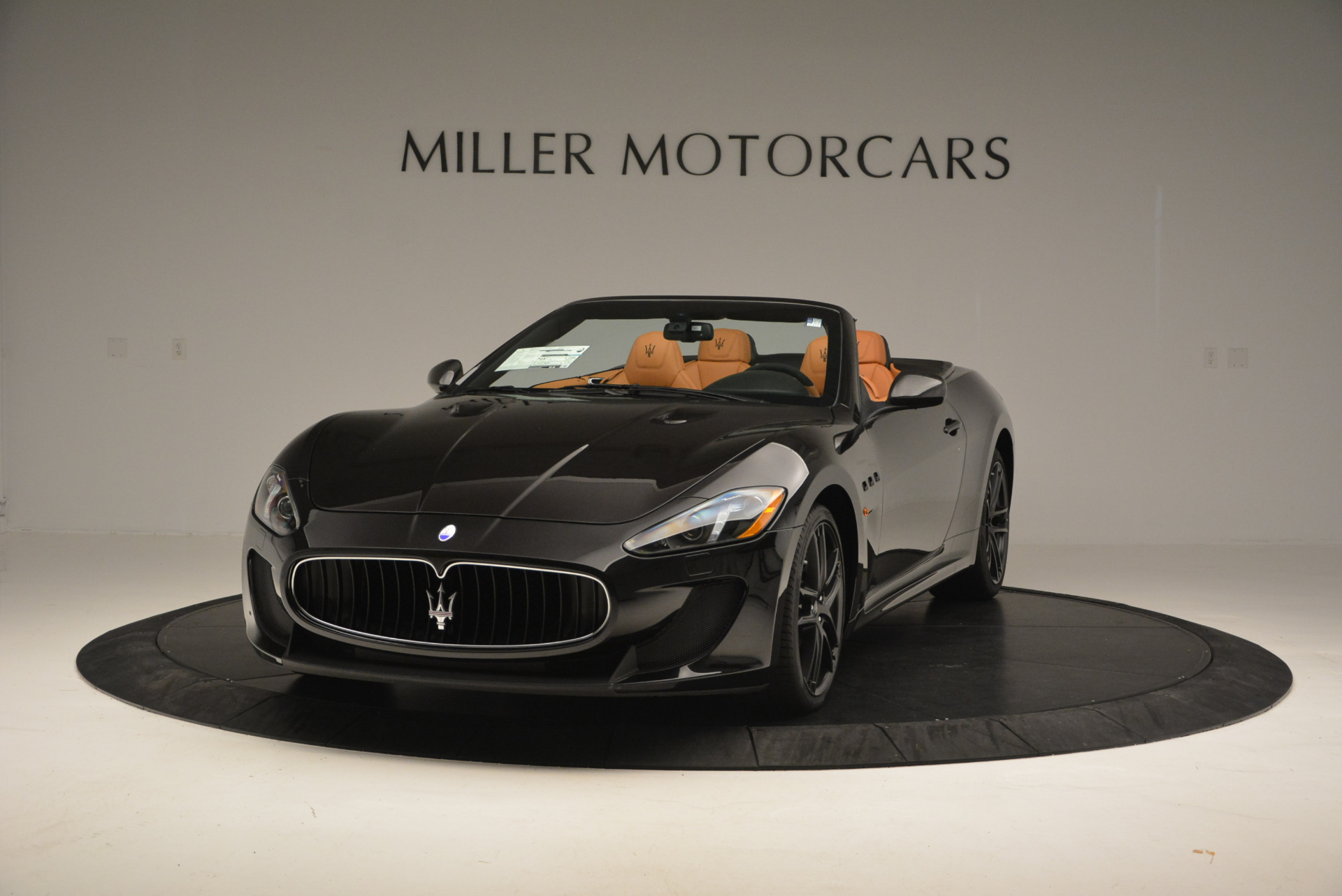 New 2017 Maserati GranTurismo MC CONVERTIBLE for sale Sold at Bugatti of Greenwich in Greenwich CT 06830 1