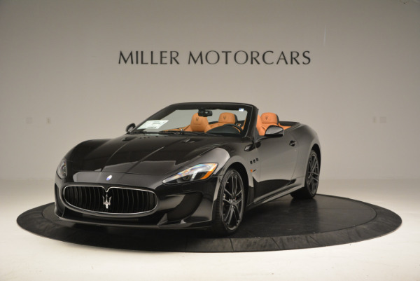 New 2017 Maserati GranTurismo MC for sale Sold at Bugatti of Greenwich in Greenwich CT 06830 1