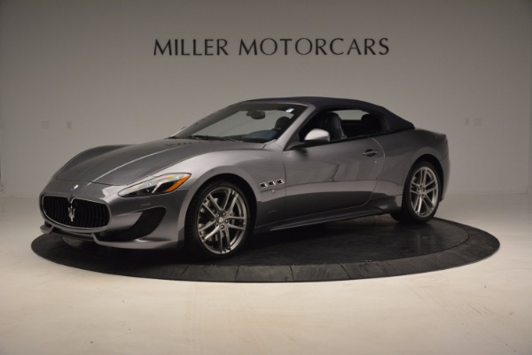New 2017 Maserati GranTurismo Sport for sale Sold at Bugatti of Greenwich in Greenwich CT 06830 12