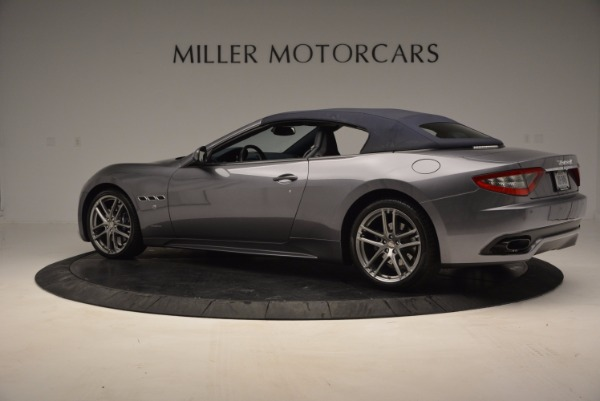 New 2017 Maserati GranTurismo Sport for sale Sold at Bugatti of Greenwich in Greenwich CT 06830 14