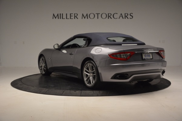 New 2017 Maserati GranTurismo Sport for sale Sold at Bugatti of Greenwich in Greenwich CT 06830 15