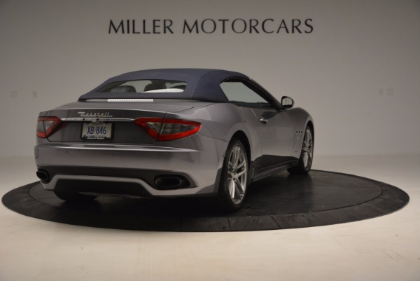 New 2017 Maserati GranTurismo Sport for sale Sold at Bugatti of Greenwich in Greenwich CT 06830 16