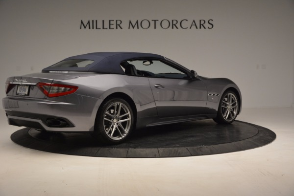 New 2017 Maserati GranTurismo Sport for sale Sold at Bugatti of Greenwich in Greenwich CT 06830 17