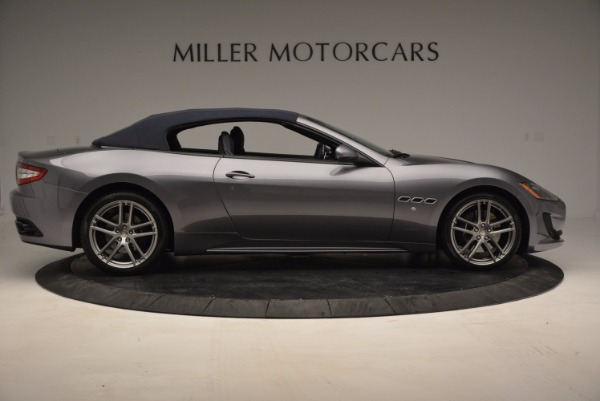 New 2017 Maserati GranTurismo Sport for sale Sold at Bugatti of Greenwich in Greenwich CT 06830 18