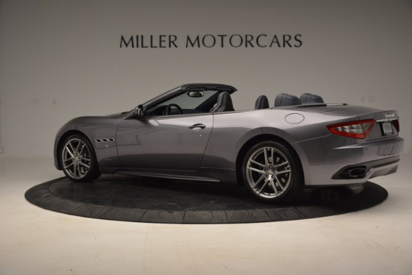 New 2017 Maserati GranTurismo Sport for sale Sold at Bugatti of Greenwich in Greenwich CT 06830 3