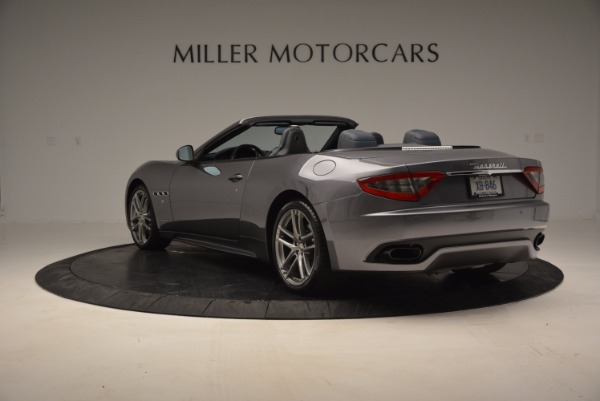 New 2017 Maserati GranTurismo Sport for sale Sold at Bugatti of Greenwich in Greenwich CT 06830 4
