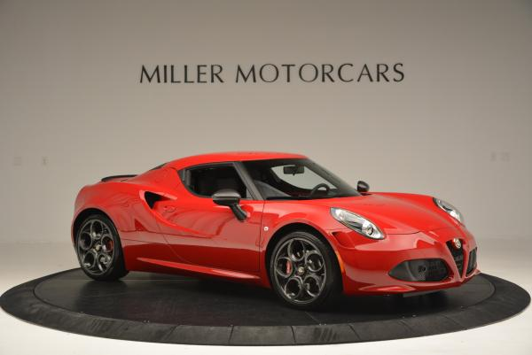 Used 2015 Alfa Romeo 4C Launch Edition for sale Sold at Bugatti of Greenwich in Greenwich CT 06830 10