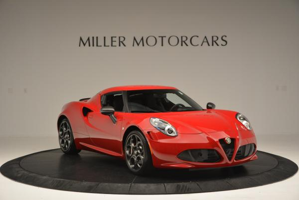 Used 2015 Alfa Romeo 4C Launch Edition for sale Sold at Bugatti of Greenwich in Greenwich CT 06830 11