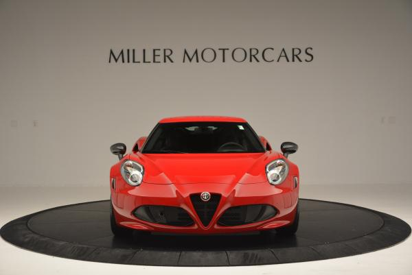 Used 2015 Alfa Romeo 4C Launch Edition for sale Sold at Bugatti of Greenwich in Greenwich CT 06830 12